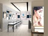 潍坊制作展示架服装展柜皮具展柜手机柜台孕婴家纺化妆品柜台