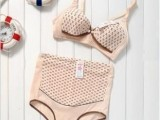哺乳文胸 纯棉 孕妇内衣 胸罩内衣 内裤 孕妇短裤 托腹可调节