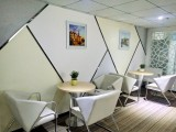 光谷地铁口,可注册可开户小型办公室出租,每月1500起