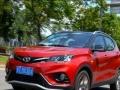 0首付无锡三菱SUV东南DX3售6.79-9.99