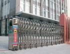 安装电动伸缩门 天津电动门厂家 不锈钢伸缩门价格