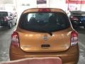 日产玛驰 2010款 1.5 手动 XL易炫版 黄