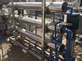 出售二手双机纯净水设备 二手不锈钢水处理设备 反渗透水处理