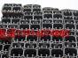 86*135规格工业铝型材摩擦式滚轮专用铝材