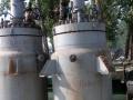 出售二手不锈钢反应釜,二手不锈钢储罐,二手不锈钢列管冷凝器