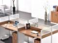 办公家具屏风办公桌文件柜老板桌会议桌玻璃高隔断厕所