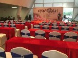 深圳宴会庆典桌椅租赁 布艺沙发茶几 洽谈桌椅 铁马出租