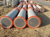 出售二手60平方不锈钢冷凝器 不锈钢304材质列管冷凝器价格