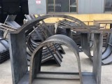 正規的矩形U型槽模具,高速公路U型槽模具廠家供貨