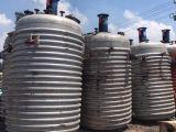 搪瓷反应釜 搪玻璃反应釜 不锈钢反应釜 搪玻璃反应罐
