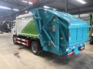 8方东风多利卡压缩垃圾车及配套垃圾桶厂家直销面议