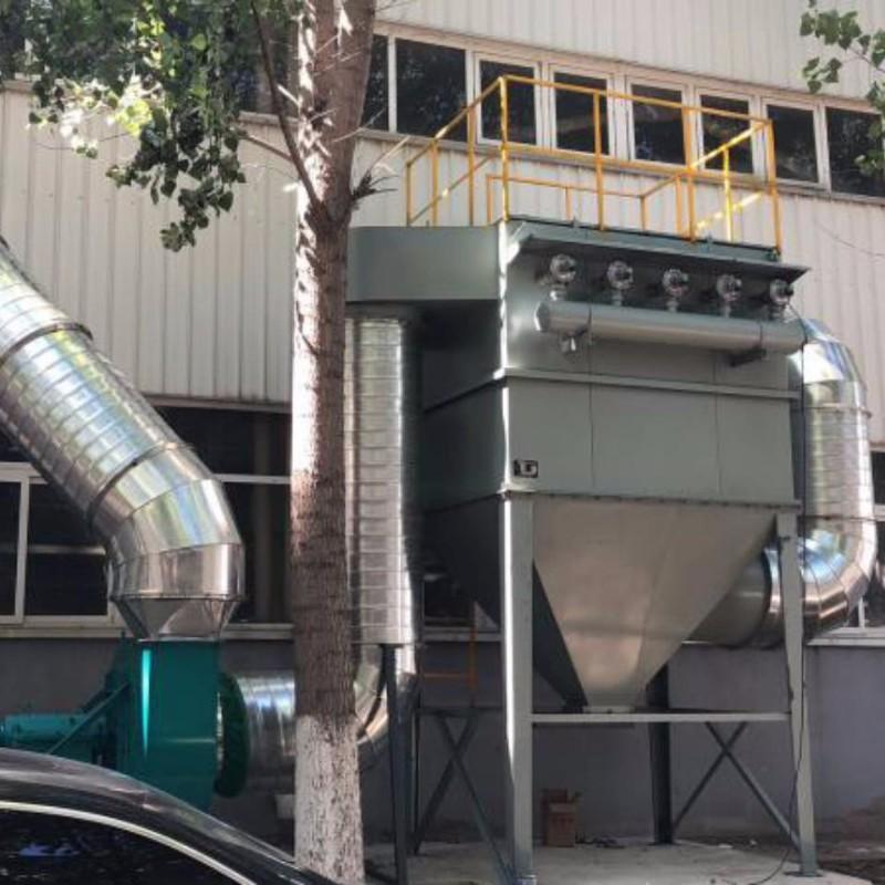 河北泊头滤筒脉冲除尘器厂家优惠报价