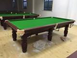 更换台球桌布拆装台球桌多少钱翻新台球桌台球桌移位搬运