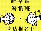 上海跆拳道暑期跆拳道班/上海少儿跆拳道暑假班/火热报名中