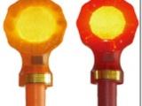 尉氏双面太阳能爆闪灯【 LED施工灯】太阳能警示灯&公路