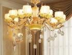 青岛市客厅吊灯批发 品牌灯具 水晶灯饰