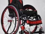 運動輪椅便攜式鋁合金輪子可拆卸輪椅輕質輪椅