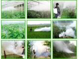 优质双管脉冲式弥雾机 大棚蔬菜除草弥雾机质量保证