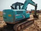 河北保定神钢SK75大型挖机便宜转让出售