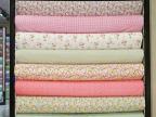 现货足米 新款韩版时尚多样式小碎花优质布料 批发棉质碎花布料