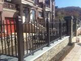 铝合金围墙栅栏 铝艺栏杆别墅大门定做 成都护栏厂家批发