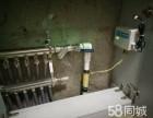 经开区洗地热脉冲专业地热清洗优惠中 换分水器阀门 加泵