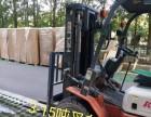兴亦路叉车出租3-15吨叉车升高3-6米
