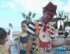 民间艺术 小丑演出 气球装饰