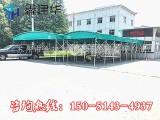镇江润州带围挡推拉篷大型展会活动雨棚电动伸缩移动车篷厂家直销
