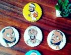 薇安-NBA KEBI湖人队詹姆斯篮球 翻糖蛋糕饼