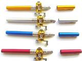 JT5-A钢笔钓鱼杆 迷你鱼竿 套装 便携钢笔竿 钓鱼竿碳素 袖