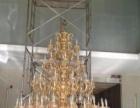 徐汇区钦州路专业灯具安装射灯吊灯水晶灯吸顶灯等安装