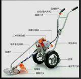 小型松土背负式割草机 背负式锄草机 小型多功能割草机