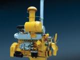 潍坊天和R6105ZP柴油机带离合器破碎机专用**