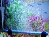 鱼缸增氧泵水族鱼缸氧气泵氧气管沙头出气条散气条气泡石胶底沙条