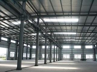 从化钢结构厂房搭建 搭棚 板房 阁楼 锌瓦棚等工程