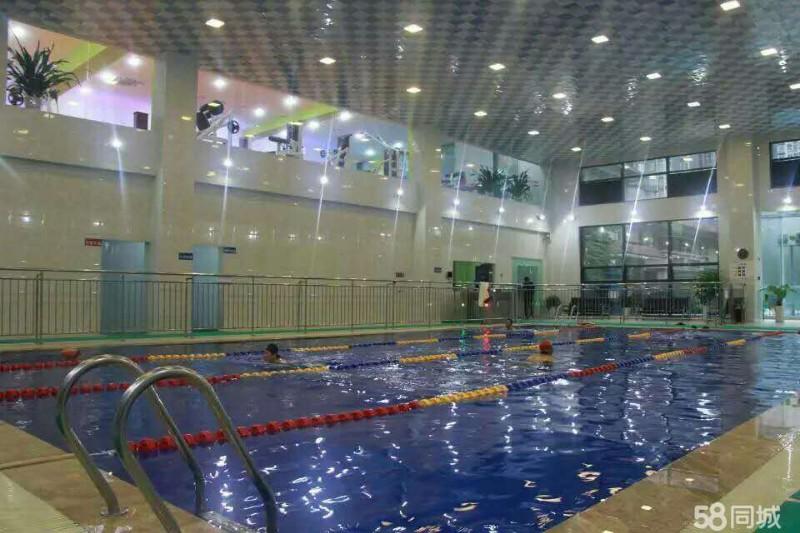 双流航空港恒温游泳馆 锐朗健身中心