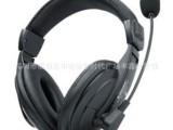 卡能750 头戴式耳机耳麦 大耳罩游戏耳机 厂家直销 电脑批发