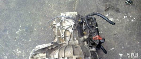 出售别克凯越变1.6拆车件变速箱总成高清图片