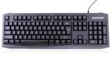 灵逸K80专业游戏键盘 USB有线 办公商务 舒适 耐用