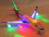 0.23中号A380 电动空中巴士客机 儿童玩具LX161