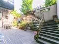国奥村不临街+适合三代同住的房子,有100平花园+全新装修