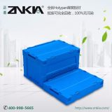 水果塑料周转箱厂家 深圳塑料折叠筐 正基轻松实现降成本