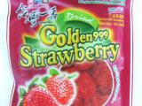 草莓 台湾 一番 大湖草莓干100克袋装