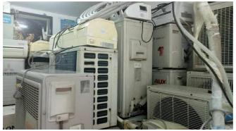 武汉空调回收 武汉二手空调回收