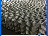 钢铁厂脱硫塔填料SM250Y型不锈钢波纹填料金属孔板波纹填料