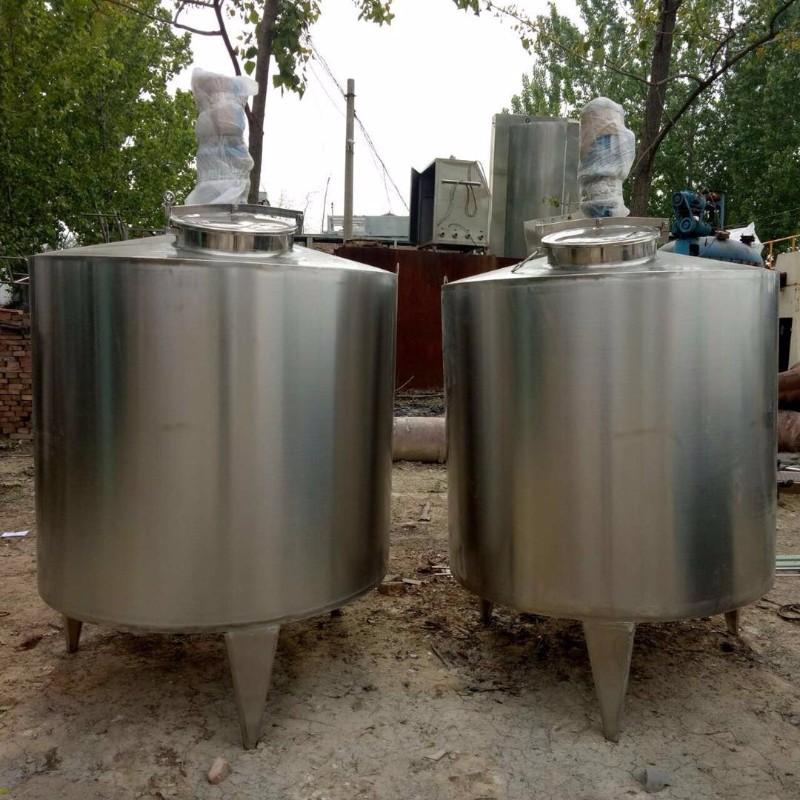 2立方不锈钢搅拌罐转让