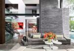 25套较具质感的客厅设计方案来袭 申远空间设计