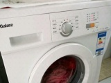 9.5成新滚筒洗衣机转让