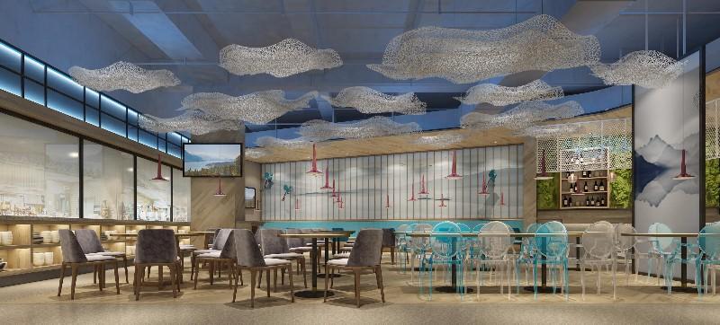 上海赫筑较新作品 三青茶餐厅 享受悠闲时光